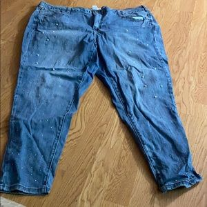 Lane Bryant Pearl Jeans